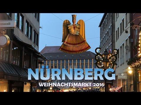 Nürnberg Christkindlmarkt 2016 U-HD[4] | Weihnachtsmarkt Germany visit the x-mas market