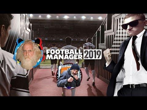 Пригорел - остался без работы. Football Manager 2019 (стрим) #10