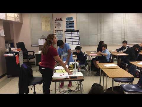 Teacher Profile: Hosler Middle School Math Teacher Susana Gonzalez