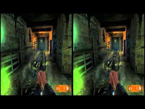 Metro 2033 Redux 3D SBS Tridef