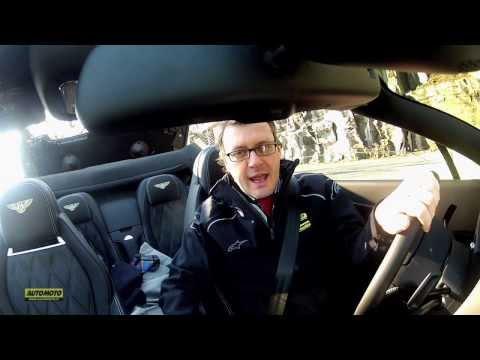 Bentley Speed GTC Speed Convertible - Video-prova - Automoto.it