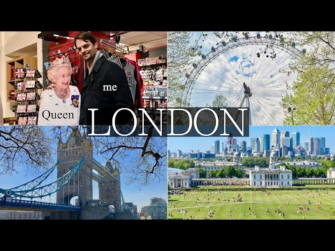 How to Holiday in London: By a Londoner - 5 Days Travel Vlog & Guide 2019