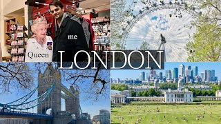 How to Holiday in London: By a Londoner - 5 Days Travel Vlog & Guide