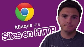 """⚠ Site Web """"Non Sécurisé"""" que faire ? ➡ Google s'attaque au HTTP"""