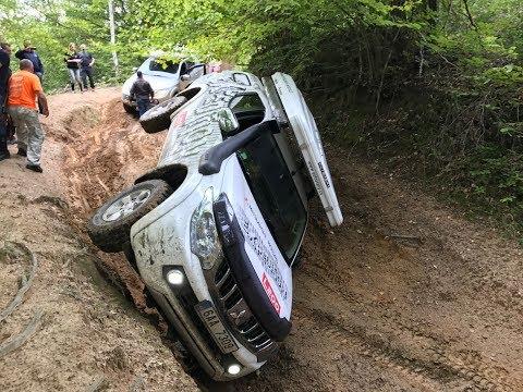 Motoring 21. 10. 2017: Expedícia Mitsubishi Tisovec a Ford Edge