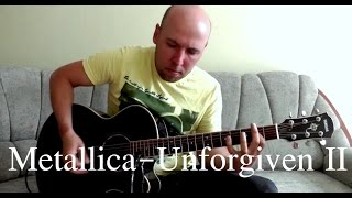 Unforgiven 2 - Acoustic Guitar Cover (Metallica)