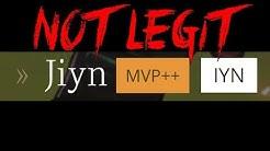 Jiyn Is Not Legit