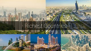 Top 05 Richest Countries In Asia