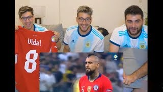 Reaccion De Los Displicentes | Chile Vs Colombia (Penales) | Copa America 2019