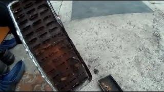 Снимаем радиатор печки на Ниве. (часть 1)
