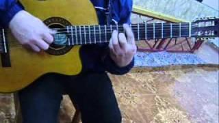 """"""" cuan bello es el Señor"""" ritmo bossa- nova ( guitarra)"""