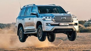 THIS is why we Love LAND CRUISER | Towing & Off-Road Capabilities ! ! !