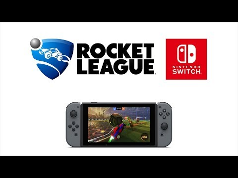 Rocket League® - Nintendo Switch Launch Trailer thumbnail