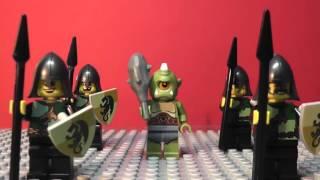 Lego Castle Brickfilm: Die Schlacht um Callahan -Teil 5/6