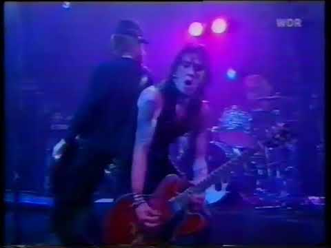 The Hellacopters - Bonn 12.04.1998 (TV)