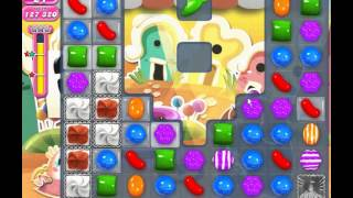 Candy Crush Saga level 681 (3 star, No boosters)