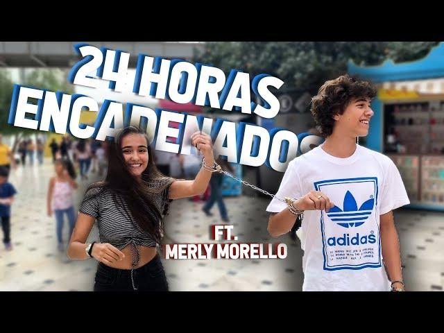 24 HORAS ENCADENADOS FT. MERLY MORELLO / THIAGO VERNAL