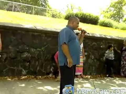 RADIO Cristo Viene Ya - Culto de Calle (5th Ave Sunset Park)