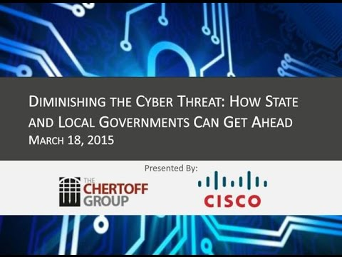 Diminishing the Cyber Threat: How State and Local Governments Can Get Ahead