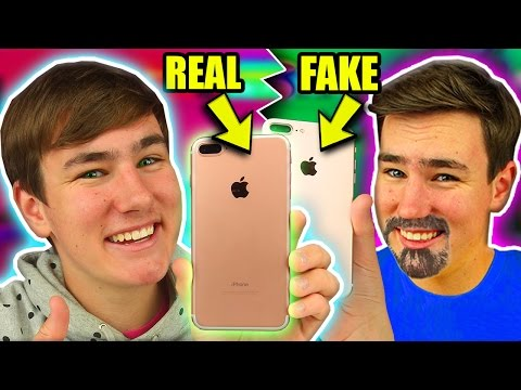 Thumbnail: How To Spot a Fake iPhone 7