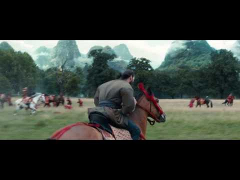 47 Ronin | Clip - Kai Attacks The Beast Of Ago