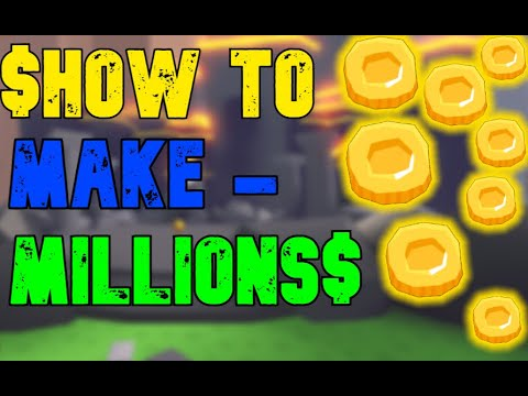 How To Make Millions Of Coins (GIant Simulator)