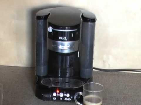 petra kaffeepadmaschine km 42.17