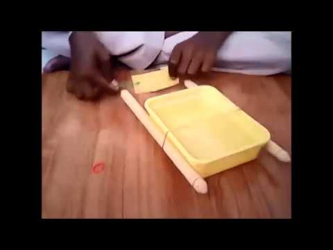 how to make a boat from waste materials