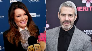 Here's What Lisa Vanderpump Told Andy Cohen About Returning To Rhobh Exclusive