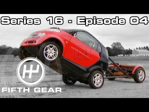 Fifth Gear: Series 16 Episode 4