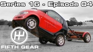 Fifth Gear: Series 16 Episode 4
