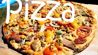 Cooking: Найсмачніша домашня піца на дровах ツ ( Самая вкусная пицца )(Де мене знайти : Я в instagram - hope_grshch VK -https://vk.com/id30024091 Ask.fm - https://ask.fm/nadiaaAaaAaaa спільнота ..., 2016-08-10T09:15:58.000Z)