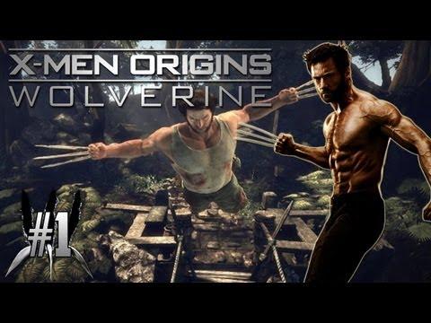 X-Men Origins: Wolverine Uncaged - Walkthrough Part 1: I Love Flying