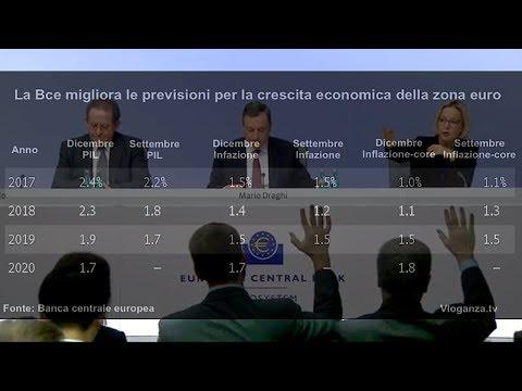 Draghi, C'è Ancora Bisogno Di Un Ampio Livello Di Stimolo