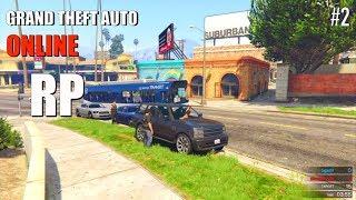 GTA Online RP : Angry Bus Road Rage!