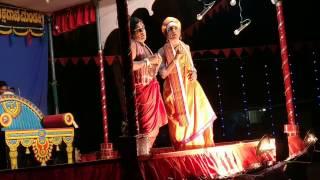 Yakshagana Hasya - Seetharam Kateel, Jayaram Acharya