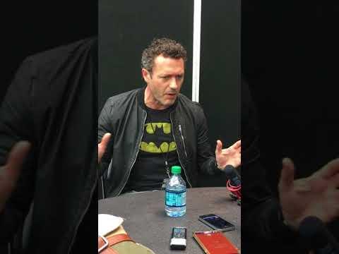 Jason O'Mara on playing Batman