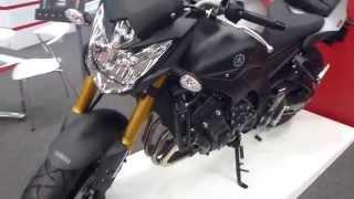 Yamaha Fz8 2014 al 2015 video versión Colombia
