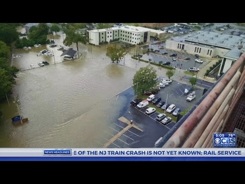 Fayetteville experiences flooding