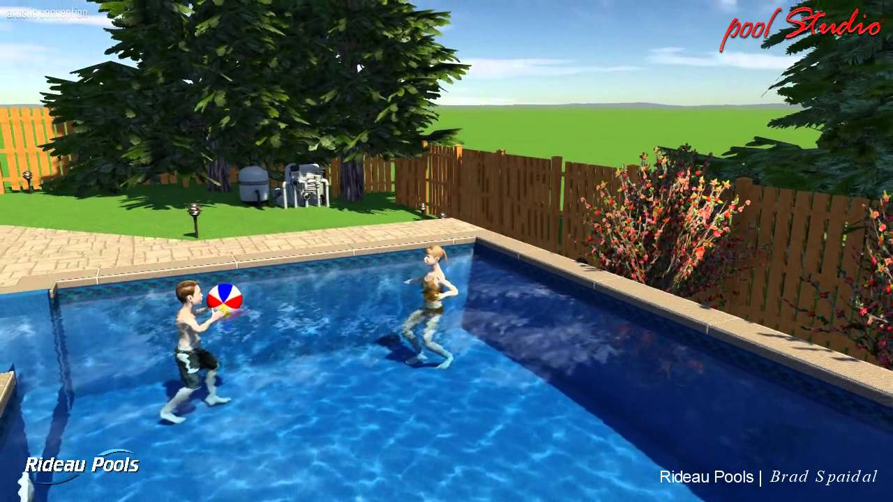 14 x 32 rectangle pool - Rectangle Pool