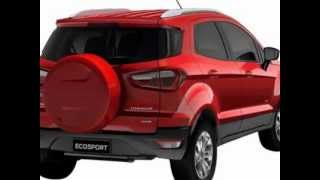 Ford Ecosport 2013 Review India
