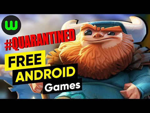 Top 50 FREE Android Games To Play While Stuck At Home | Whatoplay