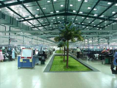 The Brandix Eco Centre - Seeduwa
