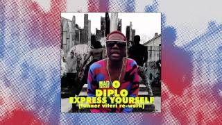Diplo - Express Yourself feat. Nicky Da B (tanner viteri re-work) [Official Full Stream]