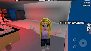 my first asmr in roblox