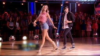 'DWTS' Sadie Robertson Gets Wardrobe Approval From Her Dad