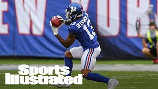Fantasy Football: Where To Draft Saquon Barkley, Odell Beckham Jr. | SI NOW | Sports Illustrated