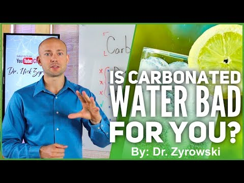 Is Carbonated Water Bad For You | The Truth About Sparkling Water