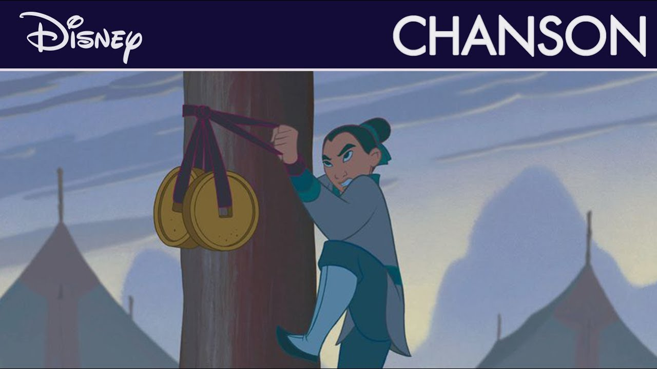 Mulan I Ll Make A Man Out Of You French Version