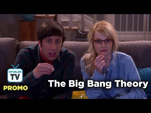 The Big Bang Theory Season 12 Final Season Promo